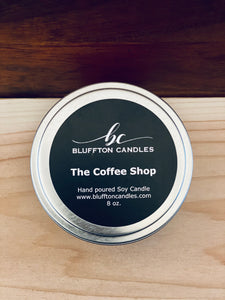 Tin Can | The Coffee Shop 8 oz.