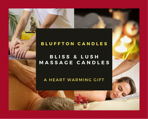 Massage Candle | BLISS | 9 oz.
