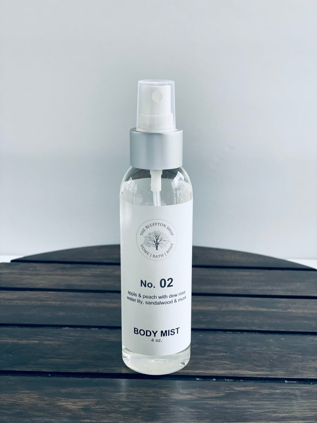 Body Mist No. 2 | The Bluffton Shop