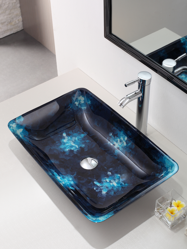 Rectangle Glass Sink 523098