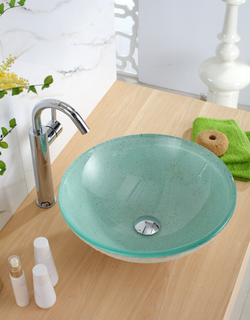 Circular Glass Sink 523093
