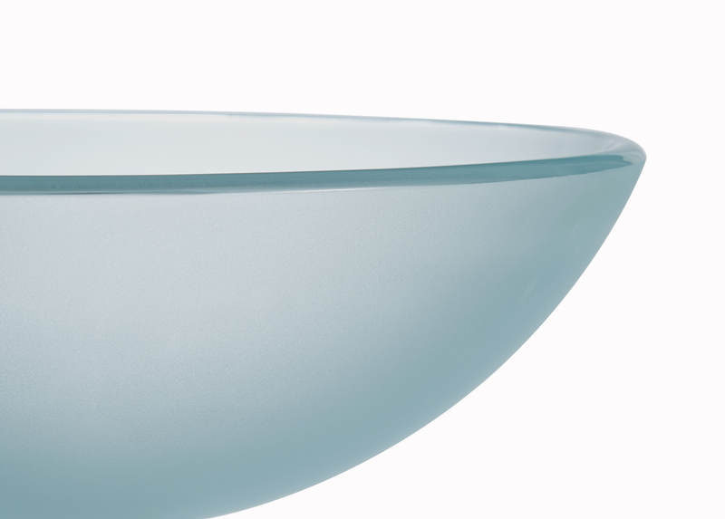 Frosted Glass Sink 523089