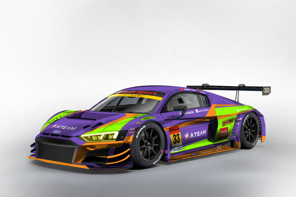 Welcome to Our Collaboration Project with X Works Racing in Super GT 2020 Series
