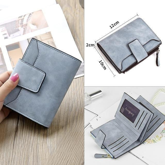 Glamour Stitch 5204111-6 / Russian Federation Genuine Leather Women Clutch Wallet Vintage Long Style Female Coin Purse Clamp Card Holders For Phone Bag Ladies Handy Purse