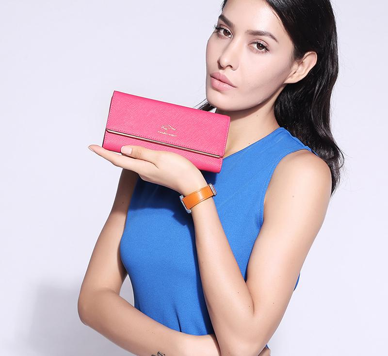 Glamour Stitch Casual Clutch Bags