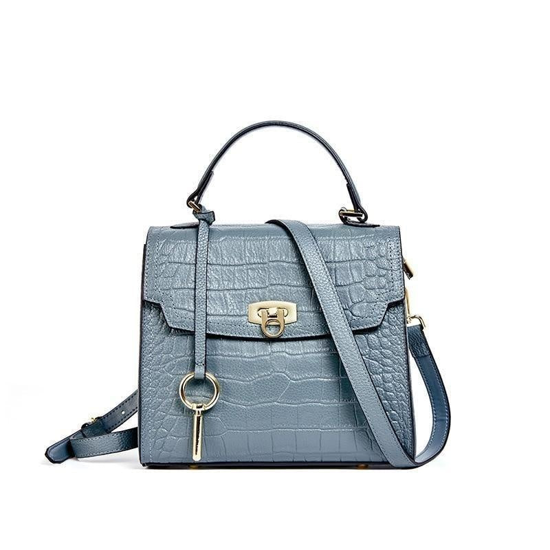 Glamour Stitch Genuine Leather shoulder Bags