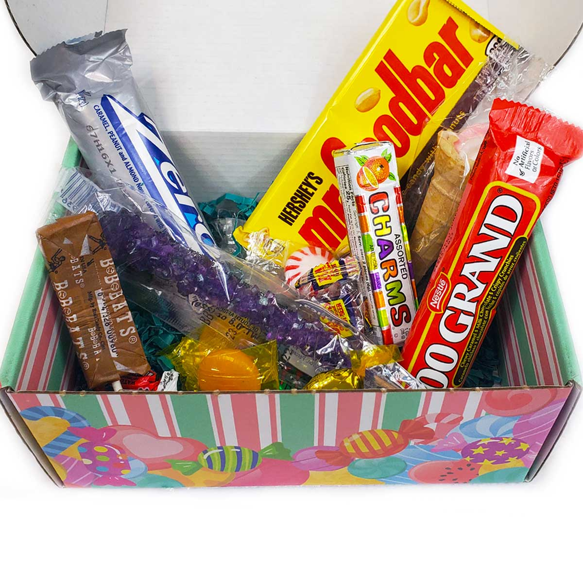 Nostalgic Candy Club Monthly Subscription