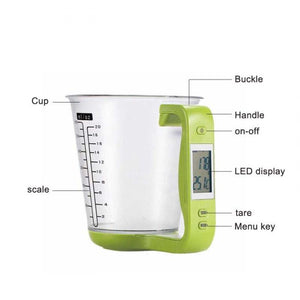 Kitchen Digital Measuring Cup