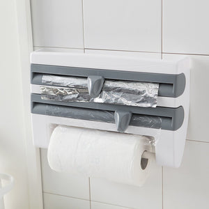 4-In-1 Kitchen Roll Holder