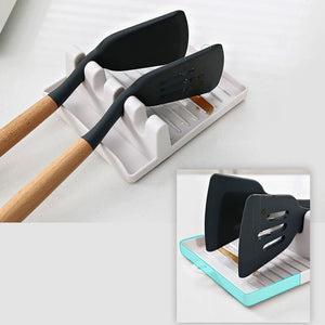 Portable Spatula &  Lid Rack