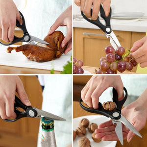 Multi-Use kitchen Scissors