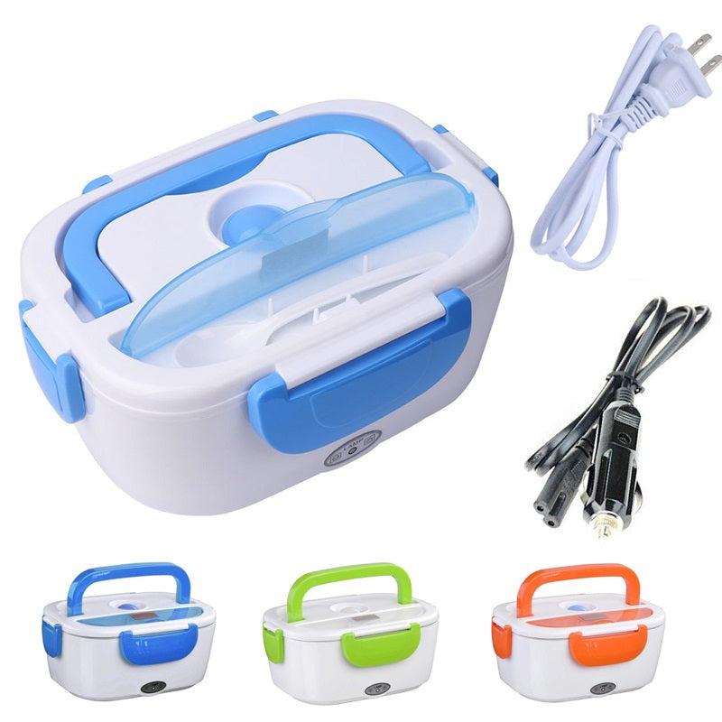 Car & home heating lunch box
