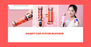 Smart USB Juicer Blender
