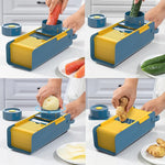 Posh vegetable slicer