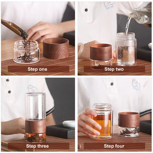 Smart Travel Tea Set