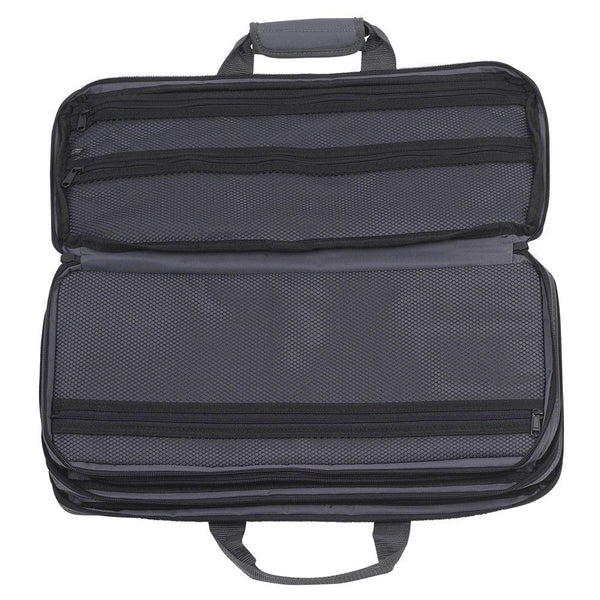Messermeister 18 Pocket Red Nylon Meister Chef's Case