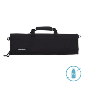 Messermeister Preservation 8 Pocket Black Knife Roll