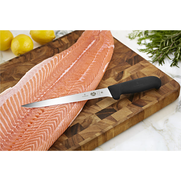 "Victorinox Fibrox Pro 8"" Flexible Fishing Knife"