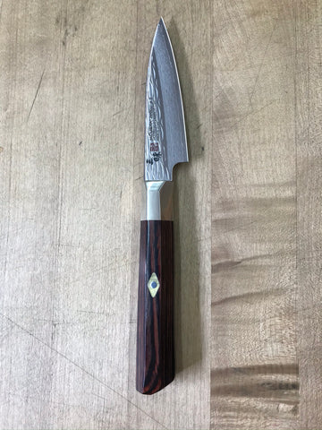 Mcusta Zanmai Supreme Ripple 90mm Petty