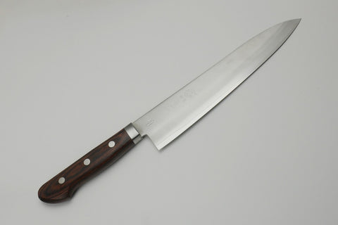 Kikuichi Elite Warikomi Gold 210mm Gyuto