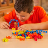 Fat Brain Toys Mini Squigz -75 osaa