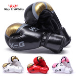 4-12 OZ Boxing Gloves