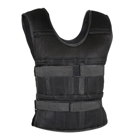 Adjustable Training Weighted Vest