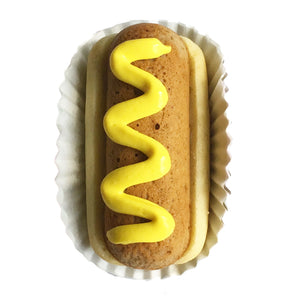 Hot Dog Pupcake