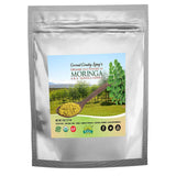 CCL Organic Moringa Leaf Powder Raw - Premium Grade, Free E-Book - USDA - USPS Shipping