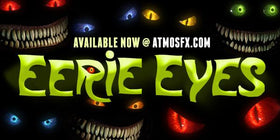 You Can't Look Away! Eerie Eyes is Here!