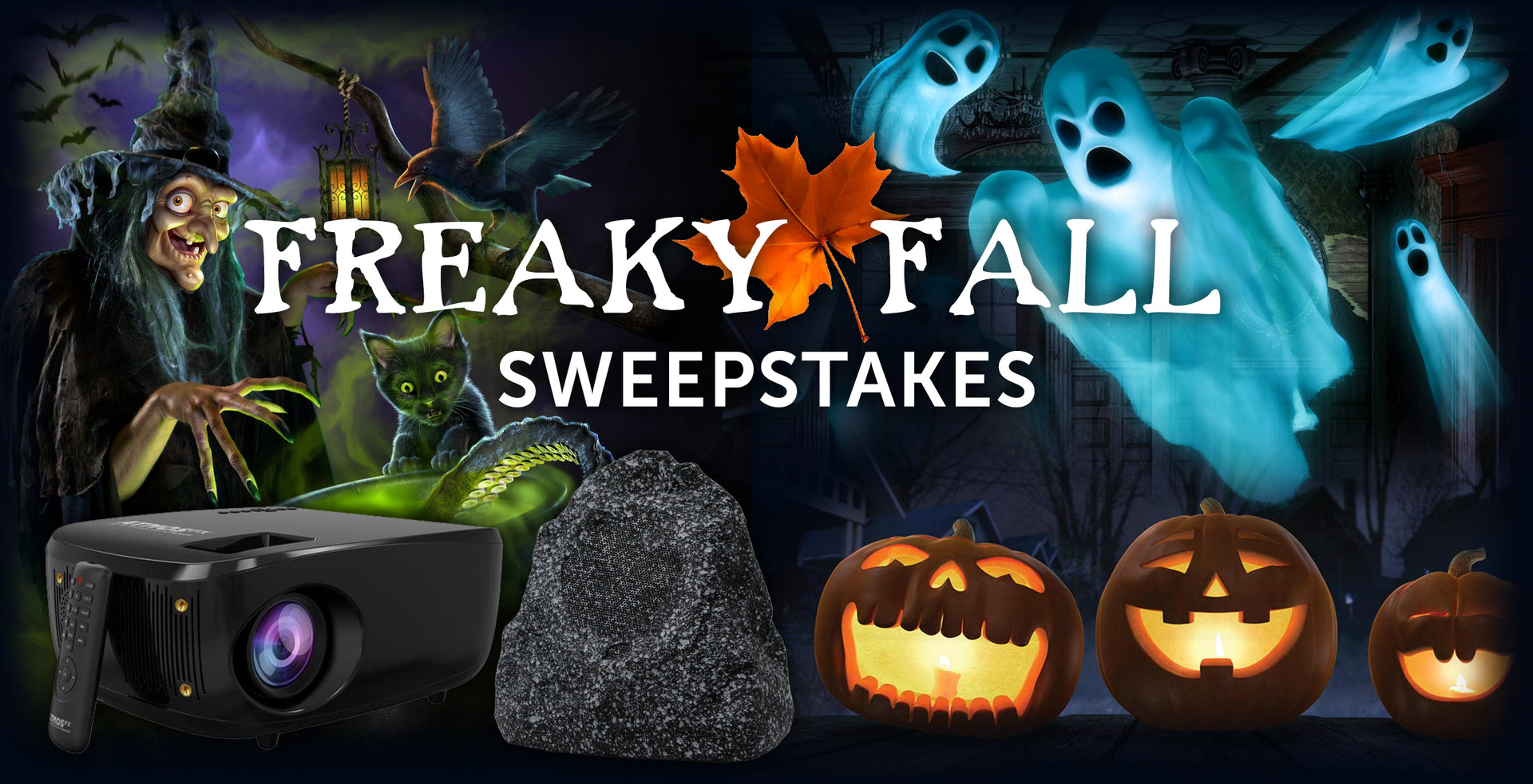 Freaky Fall Sweepstakes Winners | AtmosFX