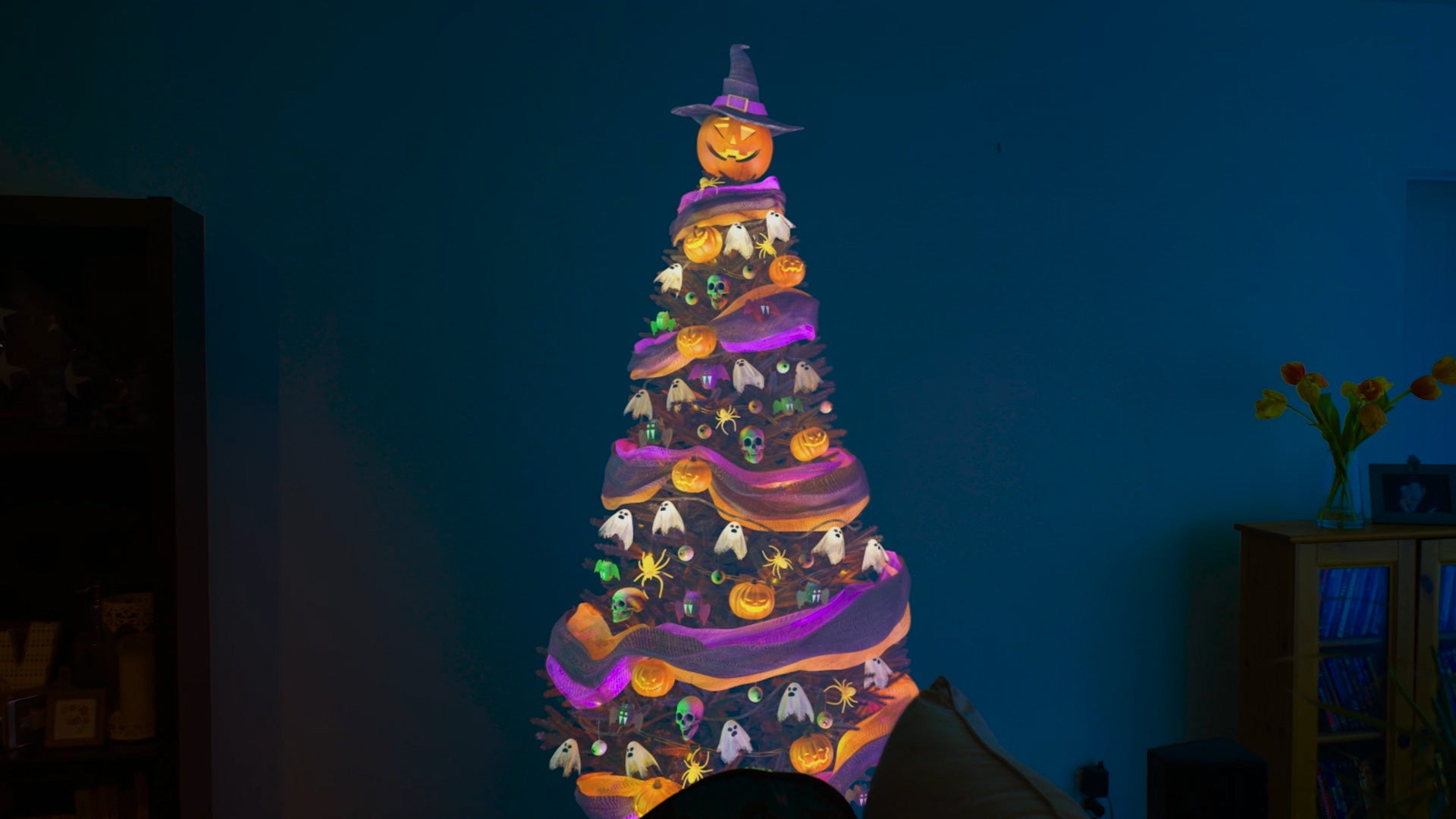 Halloween Trees are a Thing. And We've Made them Easy! | AtmosFX