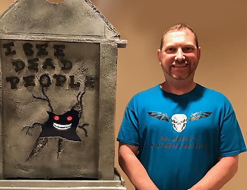 Get Under the Hood of a Fully-Loaded Gravestone | AtmosFX