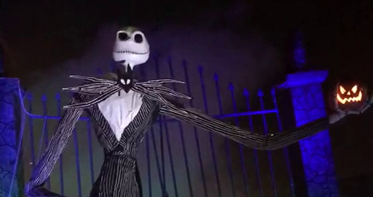 AtmosFAN Creates 'Nightmare Before Christmas' Display | AtmosFX