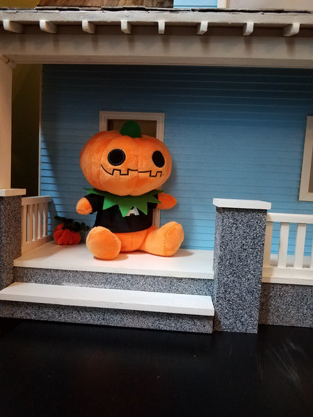 Get Gourdy: the Plushie Pumpkins Are Here!