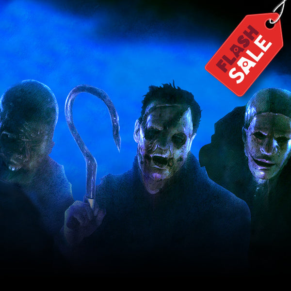 Friday the 13th SLASH(ER) Sale!