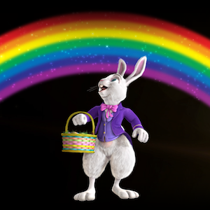 Hop to it! 'Hoppy Easter' is Now Available for Download!