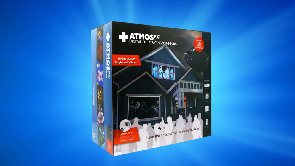 AtmosFX Digital Decorating Kit Plus
