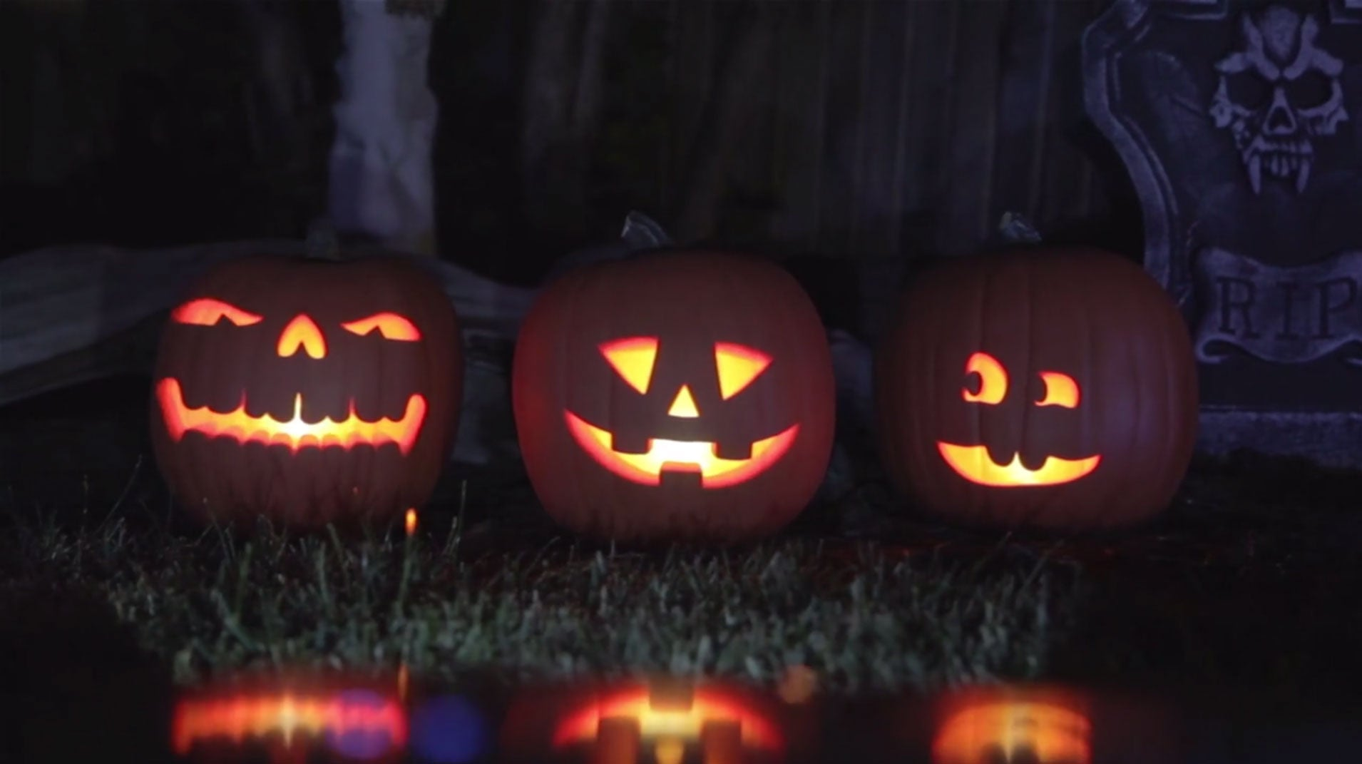 The Songs of Witching Hour and Jack-O'-Lantern Jamboree ...