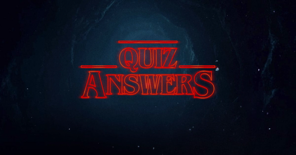 The Answers to Our Christmas Carol Quiz