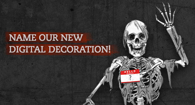 The Skeleton With No Name – AtmosFX Digital Decorations