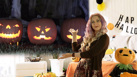 Ghostly Apparitions - AtmosFX Halloween Digital Decorations – AtmosFX Digital  Decorations