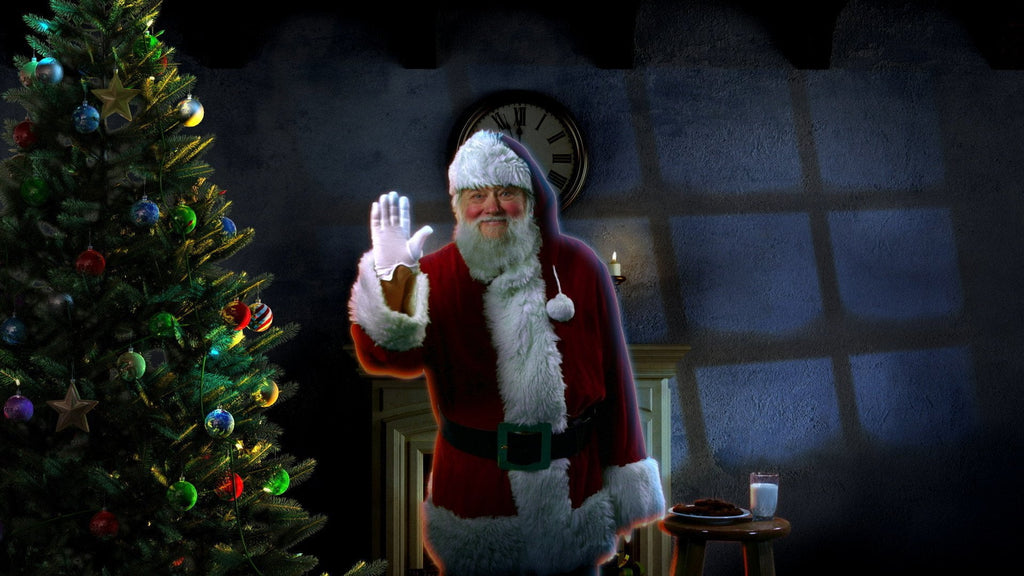Live-action Night Before Christmas Hologram