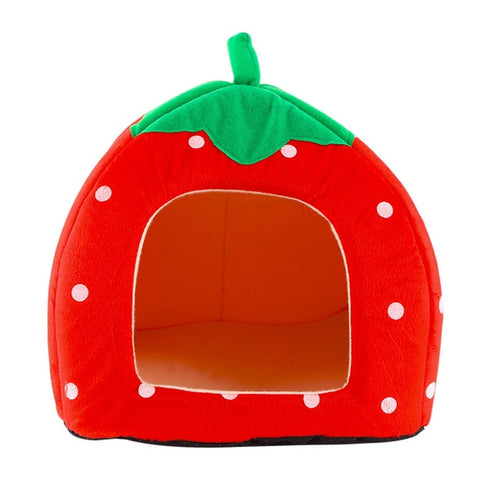 Fruit Cave Pet House Bed - giftsforrpets