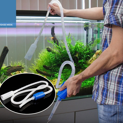 Fish Tank Suction Pipe Filter - giftsforrpets