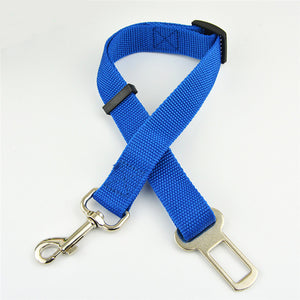 Dog Adjustable Car Seat belt - giftsforrpets