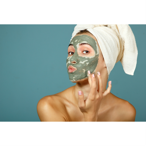 Blue French Clay Masque 300g