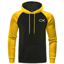 Load image into Gallery viewer, Christian JESUS fish high quality Hoodies - SimplyInspireNow