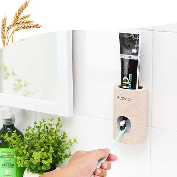 Automatic Toothpaste Dispenser - Elite Worldwide Co