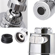 Kitchen Faucet Rotatable Filter Sprayer Nozzle - Elite Worldwide Co